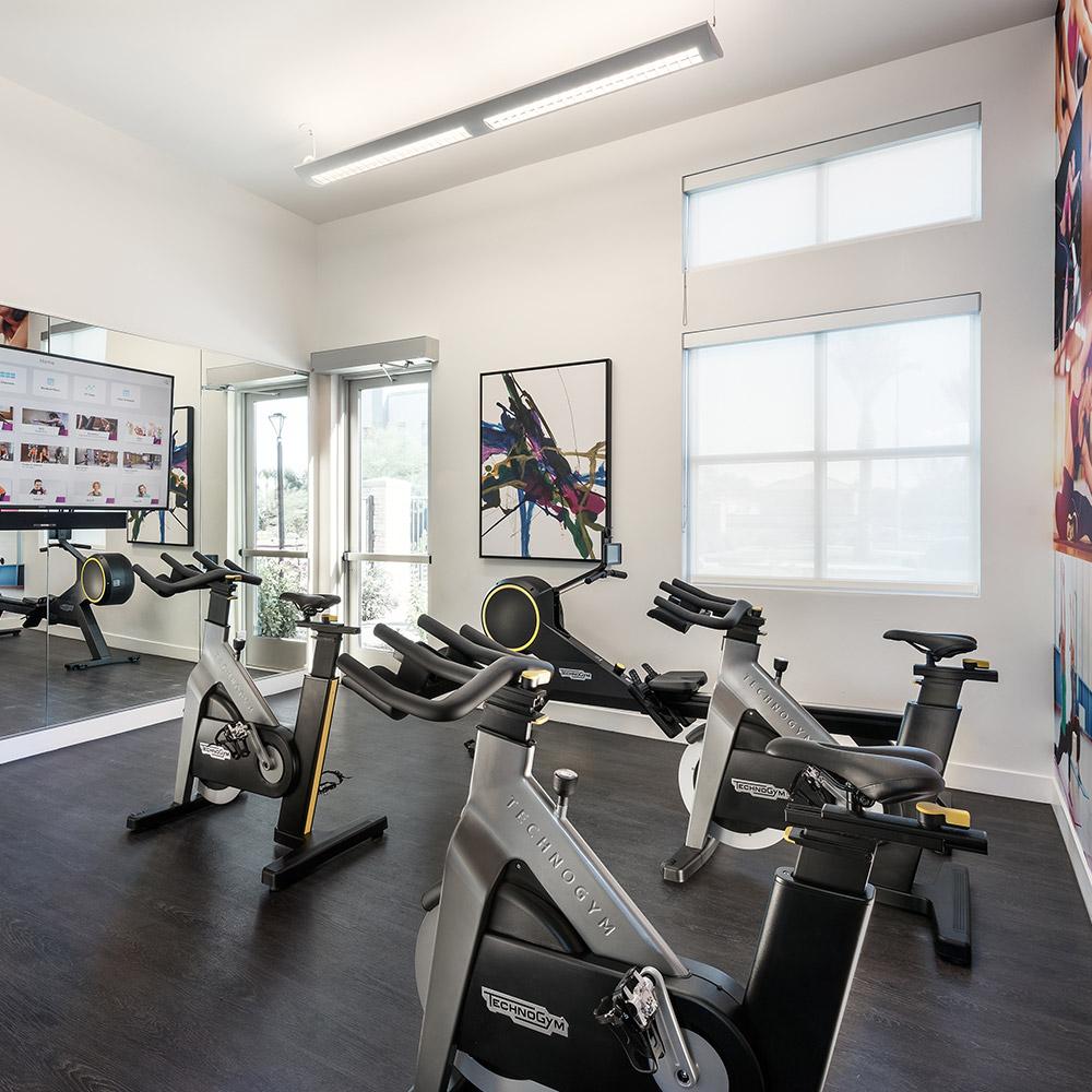 18-037-23 Fitness Center Spin-Yoga